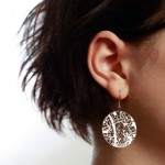 Party Wear Hoop Style Artificial Earring