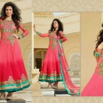 Indired Fashion Koleksi Anarkali Suit Designer Baju