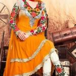 Kaneesha Adorable Colors Frock Style