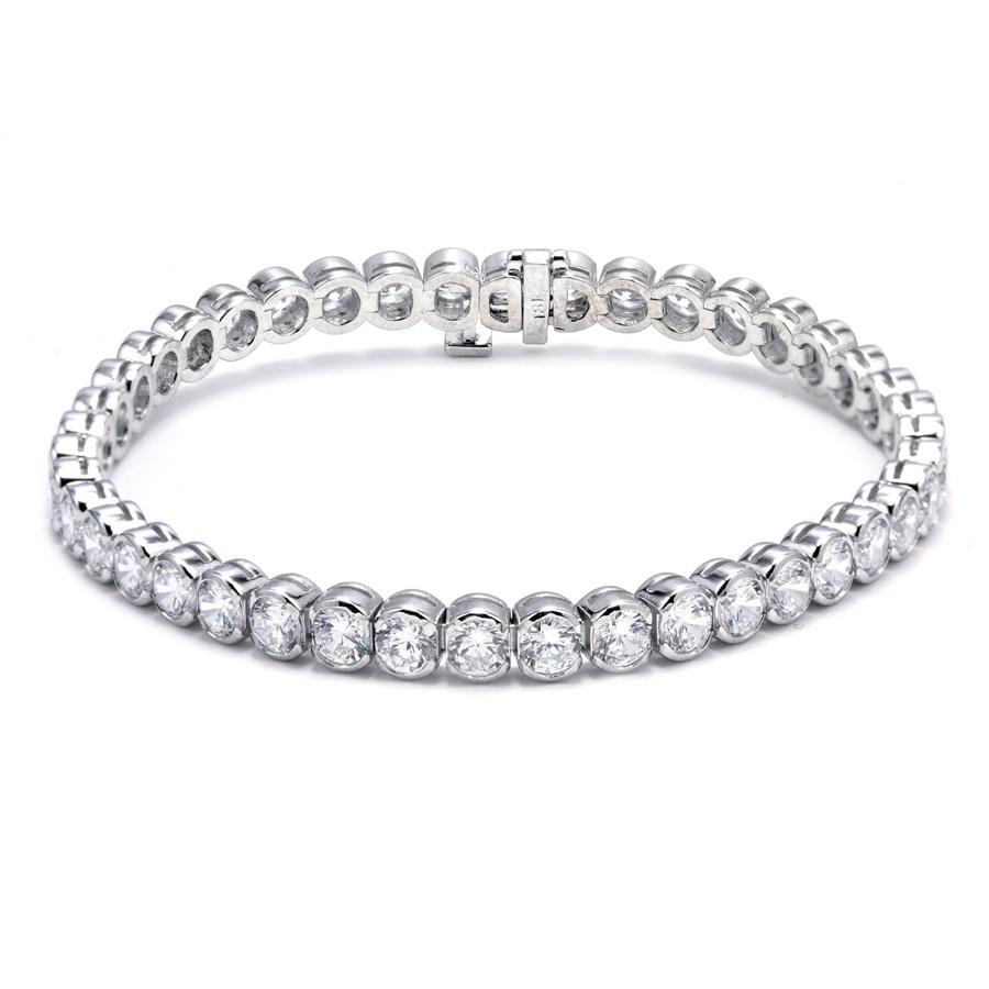 Trendy Girls Diamond Bracelets 1 | StyleCry: Bridal Dresses, Women ...