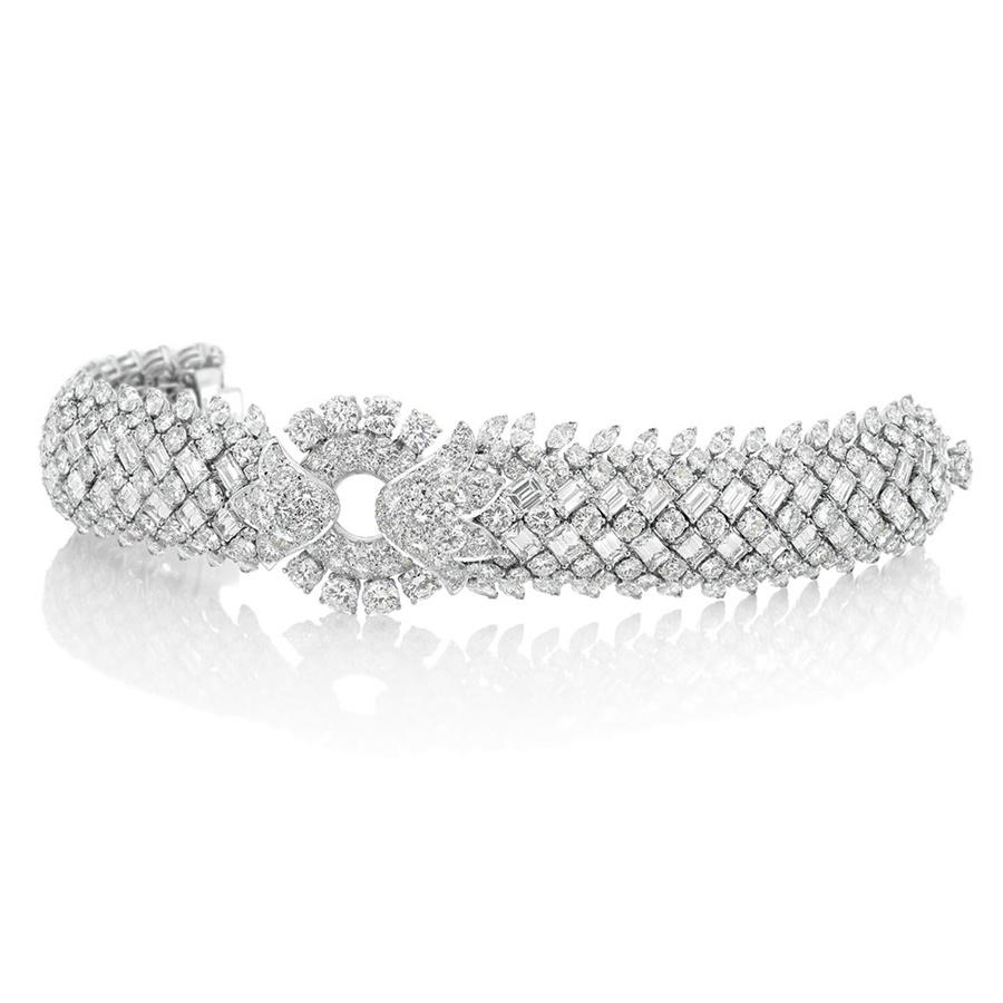 trendy girls diamond bracelets 5 stylecry bridal