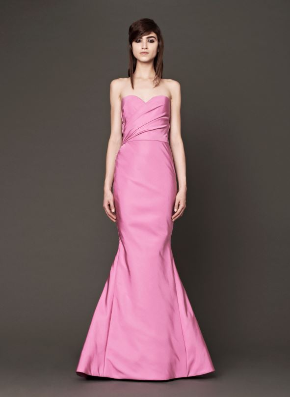Vera Wang Prom Dress 12 Stylecry Bridal Dresses Women Wear Makeup