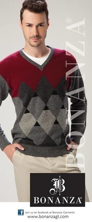 Bonanza Wool Men And Women Sweater 6