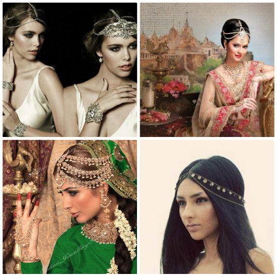 Bridal Headpieces 6 Stylecry Bridal Dresses Women Wear Makeup