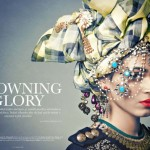 Crowning Glory by Tarun Chawla for Elle India