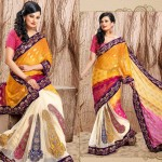 Indired Fashion Koleksi Designer Diwali Saree Collection