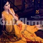 Gul Ahmed Pashmina Matching Shawl Salwar Kameez