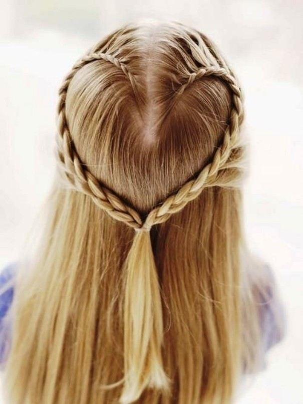 Trendy Hairstyles For Young Girls 2