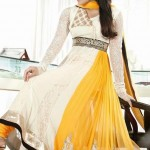 Anarkali And Flared Frock Pajama For Girls