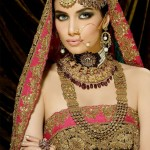 Bridal Makeover And Jewelry New Collection 2014