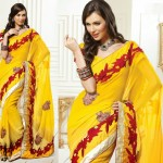 DREAM  Semi Formal Wear Sarees