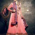 Bridal Barat Day Lehenga Choli New Collection 2014