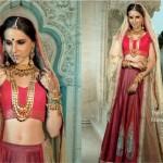 TBZ Bridal Gold And Diamonds Jewelry Lookbook