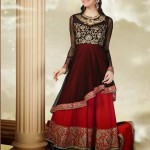 Anushka Frock Dress For Formal Wear