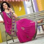 Designer Baju India  Simple Silk Saree