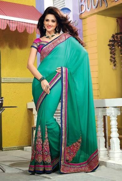 Model Baju India 2014