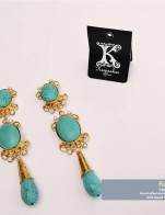 Gold Plated Earring By Keepsakes Jewelry