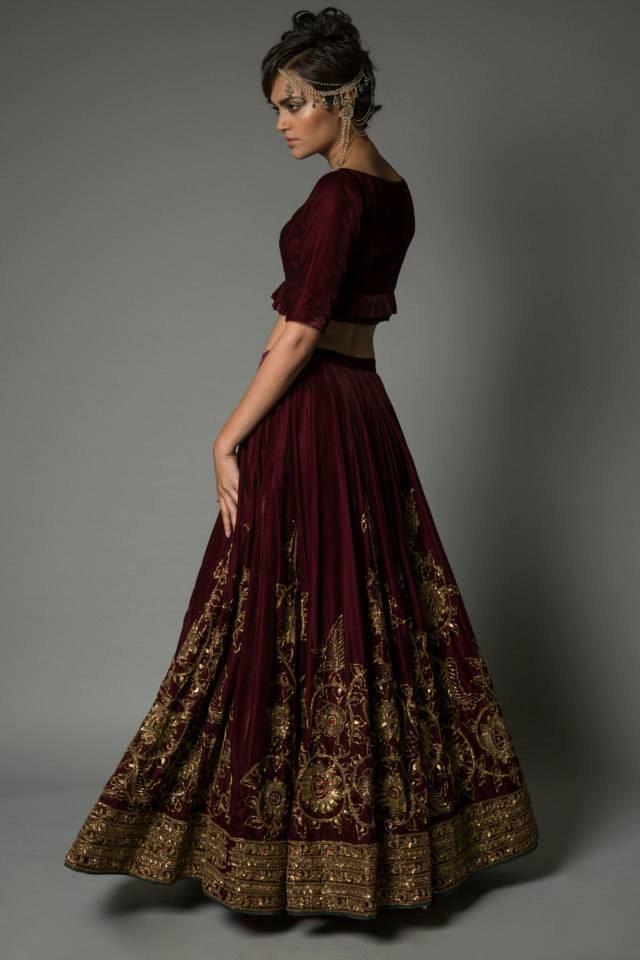 Neeta Lulla Kalamkari Collection 6   StyleCry: Bridal Dresses, Women ...