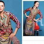 Nishat Linen Pret Spring Summer 2014 Collection