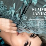 Gul Ahmed Lawn Embroidered Chantley Collection