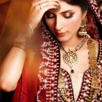 Wedding Day Jewelry And Makeup By Guddu Shani