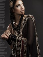 Bridal Wear Dress By Amina Shahid Arosticase Couture