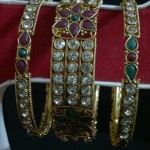 Wedding Wear Gold Bangles Chura For Brides | FashionStyleCry