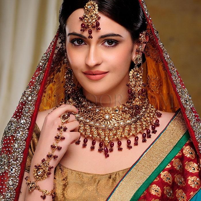 Sonoor Jewelry For Bridal | StyleCry: Bridal Dresses, Women Wear ...