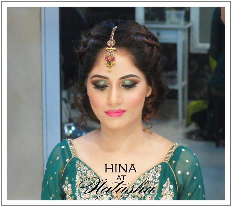 Natasha new makeup look bridesmaid fashionstylecry for Makeup salon