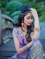 Matha Patti Bridal Jewelry Set For Wedding Day