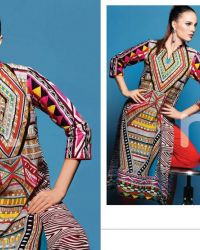 Nishat Linen Pret Spring Summer 2014 Collection