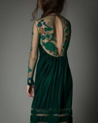 Neeta Lulla Kalamkari Net Dress Collection