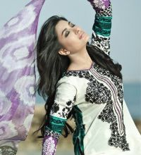 Maria B Spring Kiss Rangoli Luxe Lawn Collection