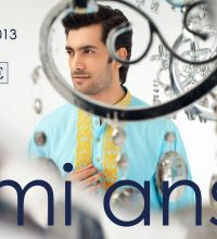 Nomi Ansari Formal Kurta Collection For Boys